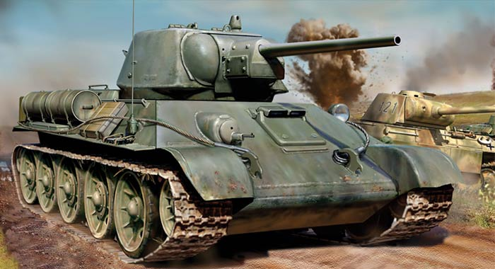 T34 Medium Tank
