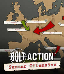Bolt Action Summer Offensive