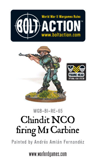 Chindit Reinforcements