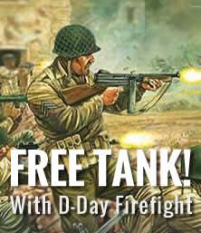 Free Tank Deal