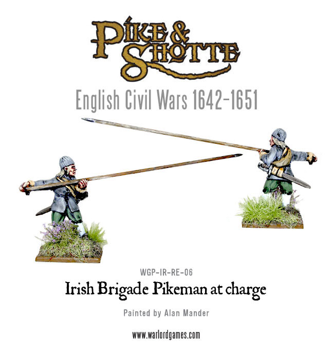 Irish Reinforcements