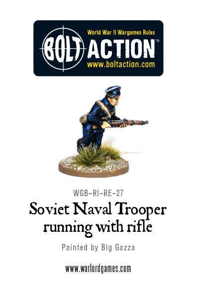 Naval Brigade Reinforcements