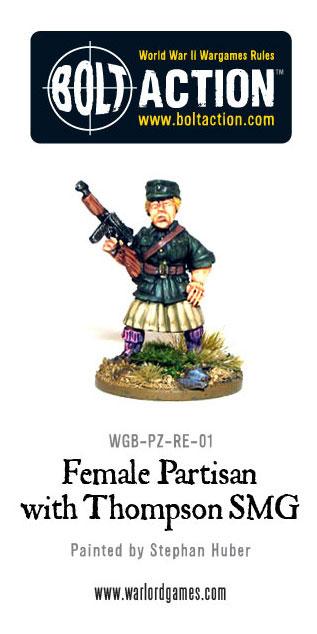 Partisan Reinforcements