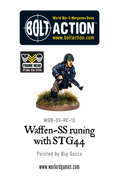 German Waffen-SS Reinforcements