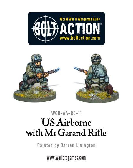 US Airborne Reinforcements