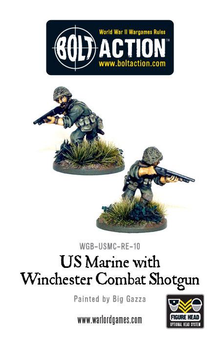 USMC Reinforcements