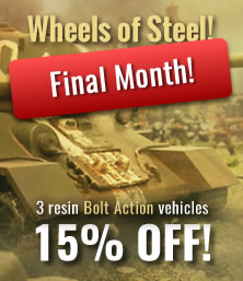 Wheels of Steel offer