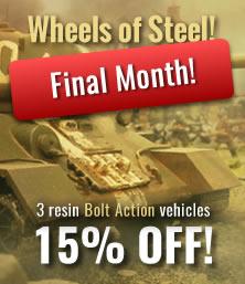 Wheels of Steel offer